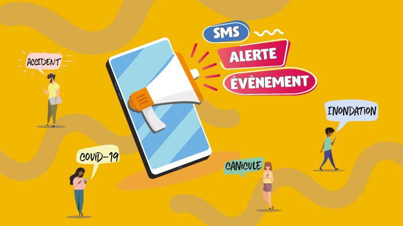 SYSTEME D'ALERTE PAR SMS